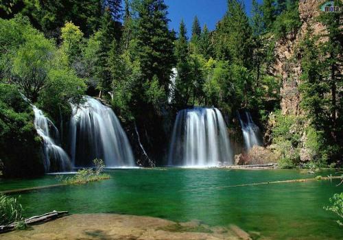 Gifs de cascadas en movimiento - Imagui